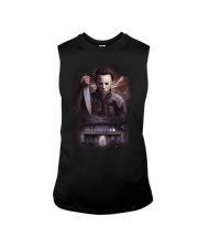 Horror Characters Sleeveless Tee thumbnail