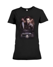 Horror Characters Premium Fit Ladies Tee thumbnail