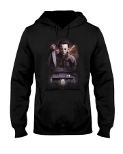 Horror Characters Hooded Sweatshirt thumbnail