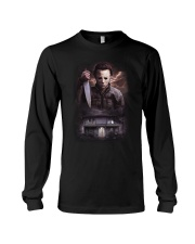 Horror Characters Long Sleeve Tee thumbnail