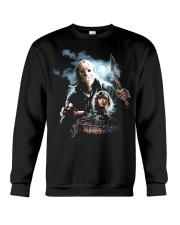 Horror Character 4 Crewneck Sweatshirt thumbnail