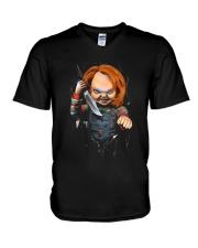 Chucky V-Neck T-Shirt thumbnail
