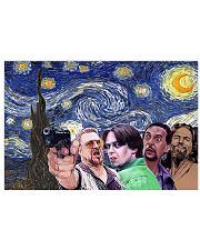 The Dude 36x24 Poster front