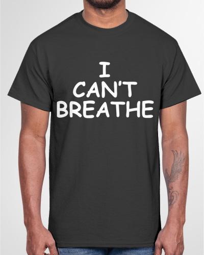 i cant breathe again shirt