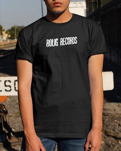 rolig records sweatshirt
