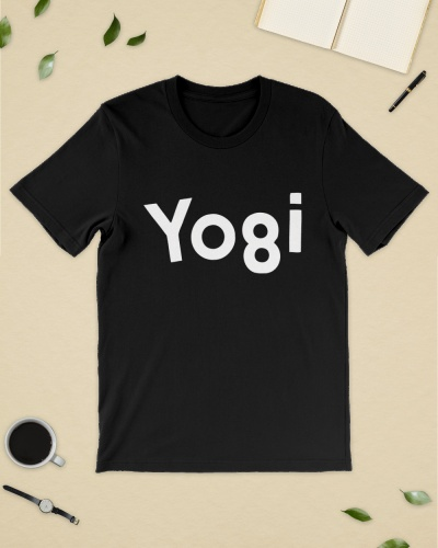 yogi merch t shirt