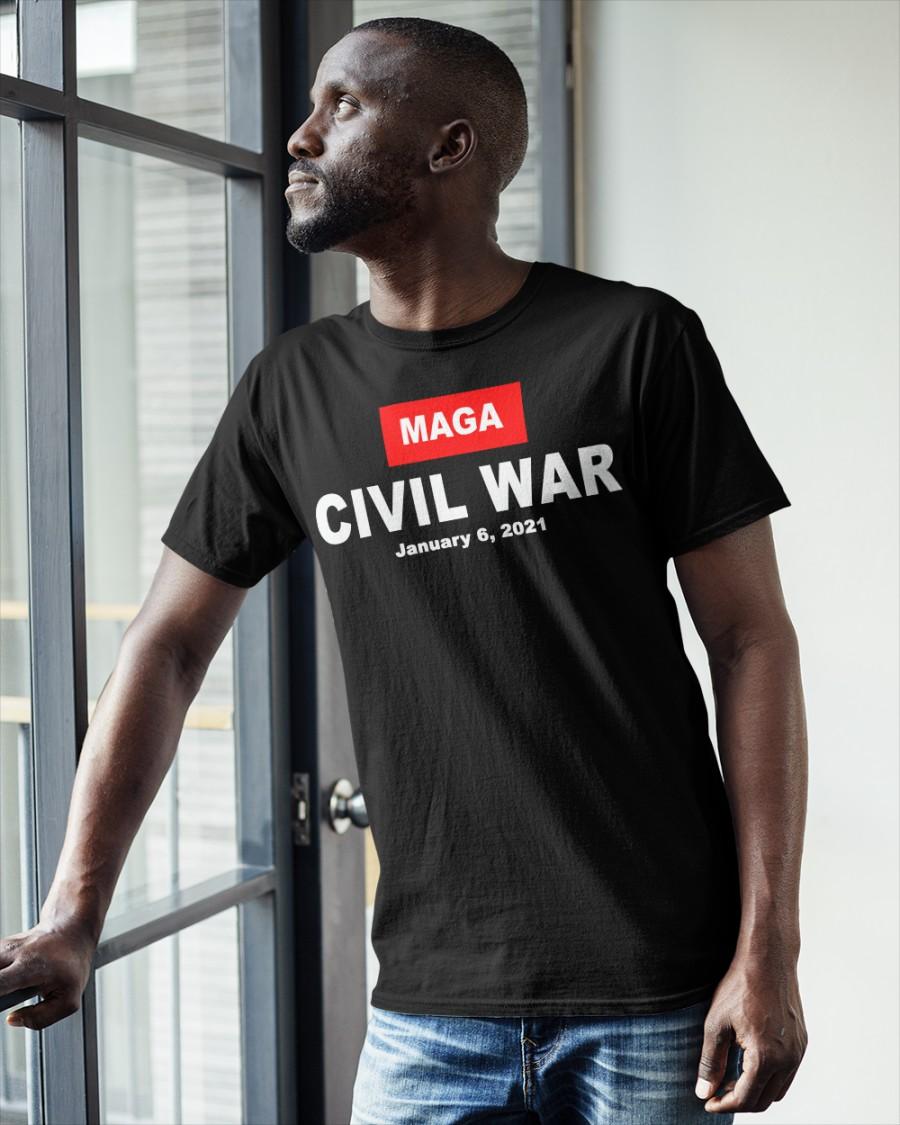 maga civil war t shirt