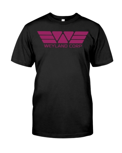 idris elba weyland corp captain t shirt