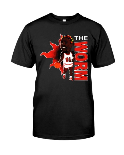 the worm shirt
