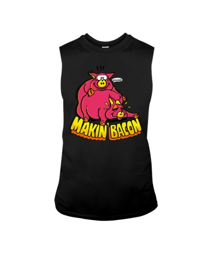 makin bacon shirt