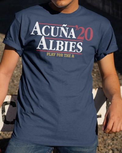 acuna albies 20 shirt