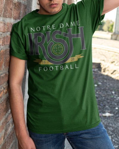 notre dame the t shirt 2020