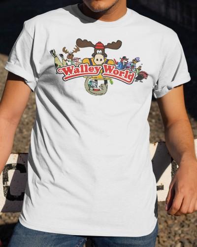 wally world shirt