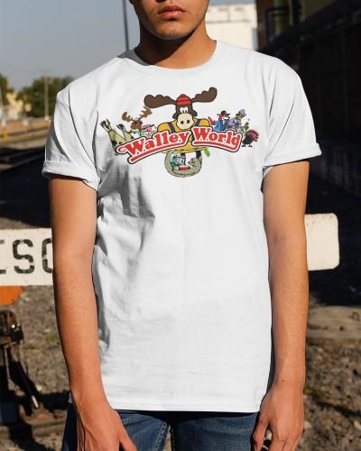 wally world t shirts