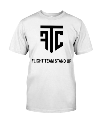 flightreacts merch shirt