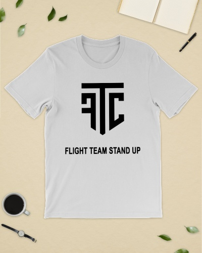 flightreacts merch t shirt