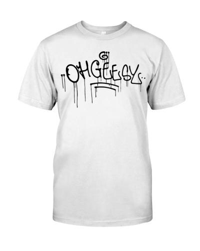 ohgeesy logo hyv t shirt