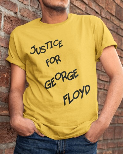 jadon sancho george floyd shirt