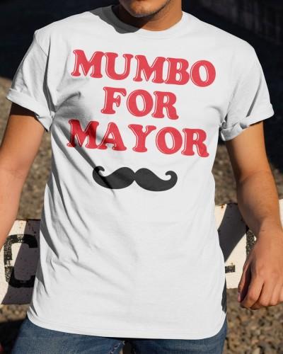 mumbo for mayor shirt