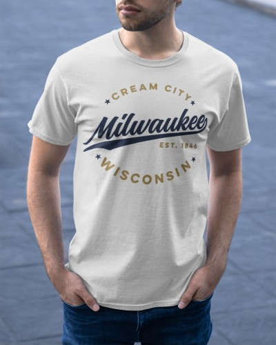 cream city shirt