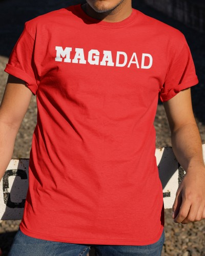 maga dad t shirt