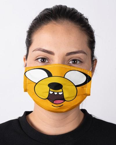 adventure time jake face mask