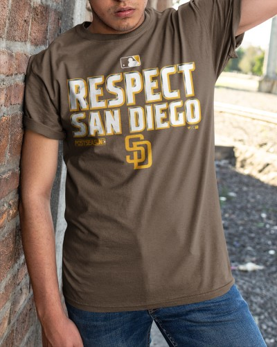 respect san diego shirt