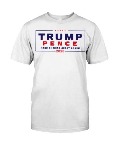 trump pence 2020 t shirt