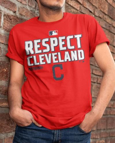 respect cleveland shirt