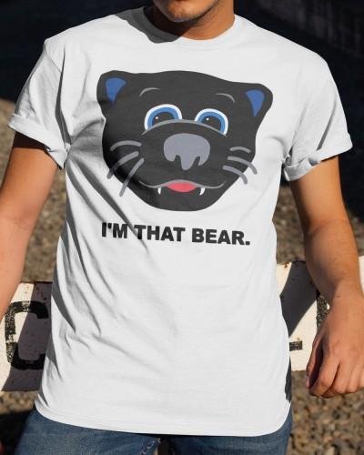 Carolina Panthers Im That Bear Shirt