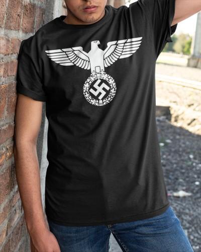 nazi eagle shirt