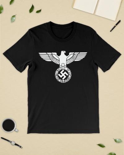 nazi eagle t shirt