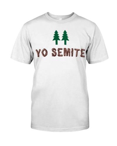 yo semite t shirt