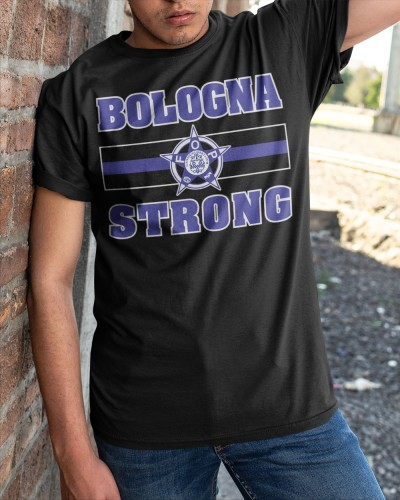 bologna strong shirt