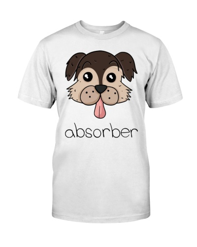 absorber merch t shirt