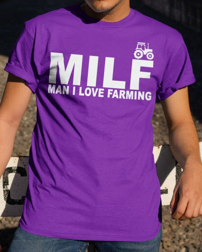 man i love farming shirt