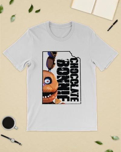 fnaf ar merch t shirt