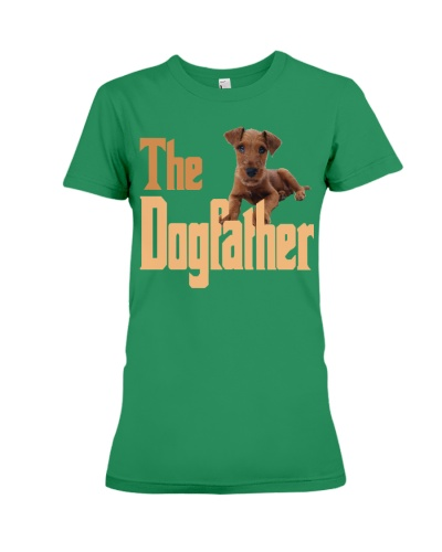 Airedale Terrier-The Dogfather