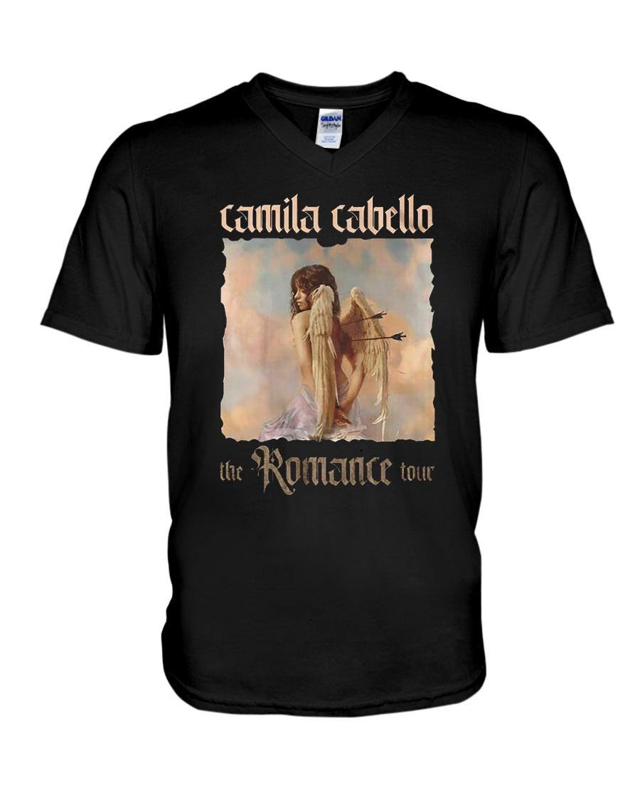 The Romance Tour 2020 T Shirt V-Neck T-Shirt