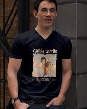The Romance Tour 2020 T Shirt V-Neck T-Shirt lifestyle-mens-vneck-front-2