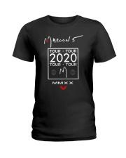 Maroon 5 Tour 2020 T Shirt Ladies T-Shirt thumbnail