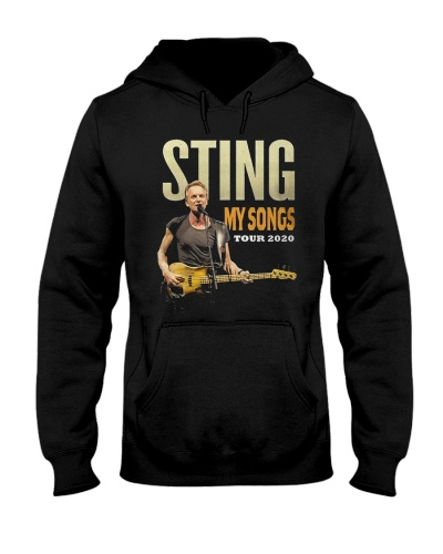 My Songs Tour 2020 T Shirt