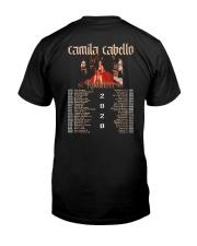 Official The Romance Tour 2020 T Shirt Classic T-Shirt back