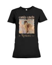 Official The Romance Tour 2020 T Shirt Premium Fit Ladies Tee front