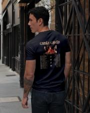 Official The Romance Tour 2020 T Shirt V-Neck T-Shirt lifestyle-mens-vneck-back-1