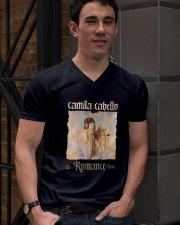 Official The Romance Tour 2020 T Shirt V-Neck T-Shirt lifestyle-mens-vneck-front-2