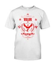 Team Valor Classic T-Shirt front