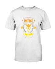 team instinct Classic T-Shirt front