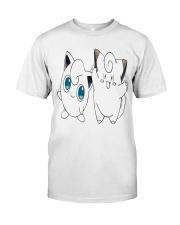 Jigglypuff  Classic T-Shirt front
