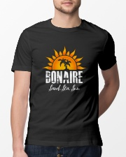 Bonaire-Sand-Sea-and-Sun-Caribbean-Vacation Classic T-Shirt lifestyle-mens-crewneck-front-13